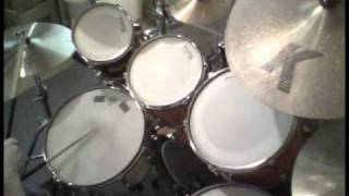 "Great Drum Grooves 1 - Jeff Porcaro, in ""Rosanna"" by Toto"
