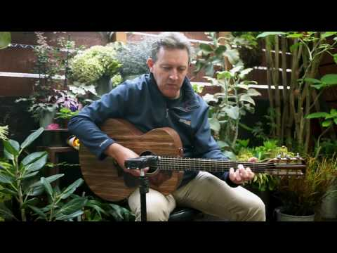 Blackbird Sessions featuring Clive Carroll- Promise Of Spring