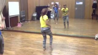 real★d 新大久保 K-POP dance 9/17 sister Alone