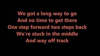 The Dead Daisies - Long Way To Go(lyrics)