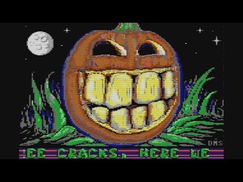 Halloween C64 & Amiga Demoscene Mini-Compilation