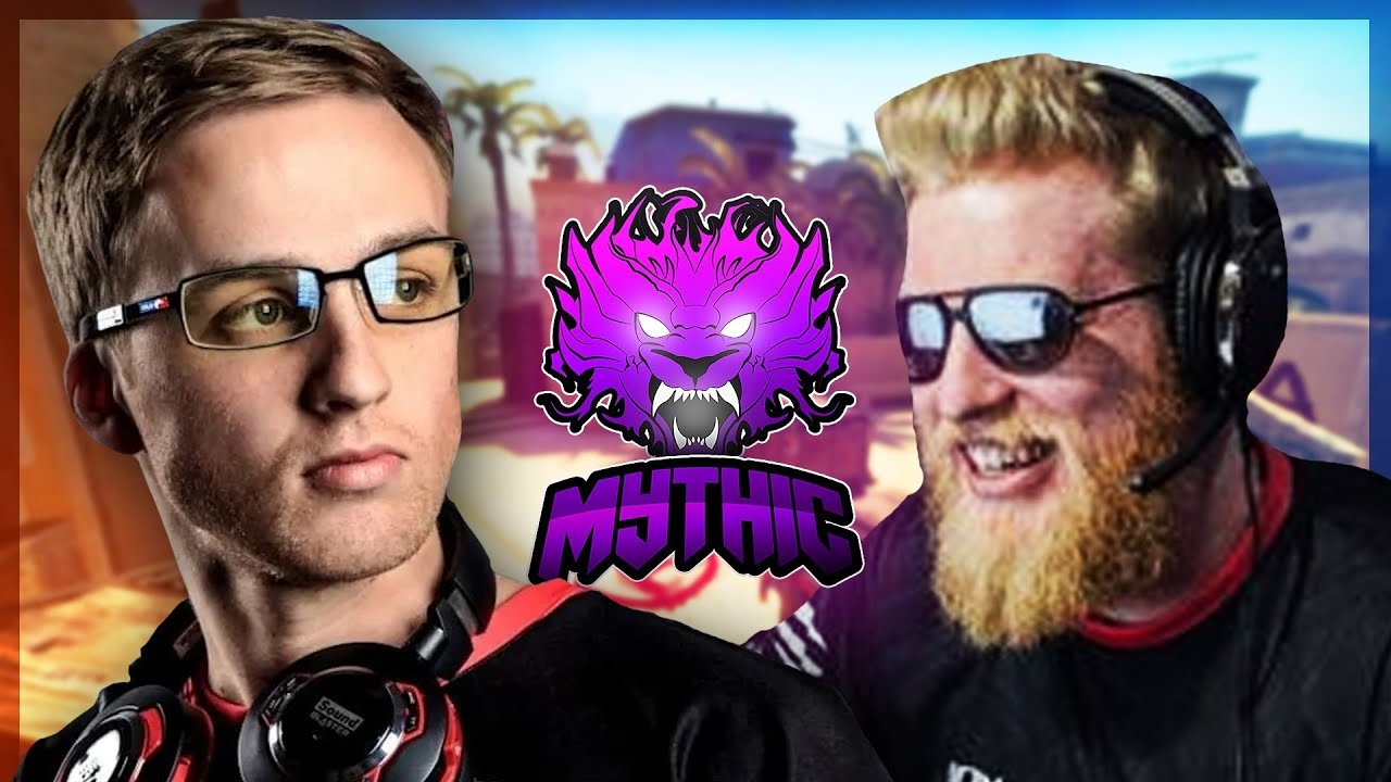 n0thing - N0THING JOINS MYTHIC CSGO MDL TEAM!? FT. FL0M AND PTR