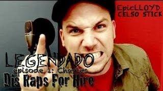 Dis Raps for Hire - Episode 1: Charles - LEGENDADO