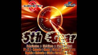 5th Gear Riddim Instrumental (Markus Records) Jan 2012