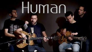 Rag'n'Bone Man - Human (Dario Pinelli And The IGF Trio Acoustic Guitar Cover)
