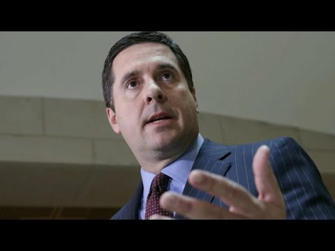 Rep. Devin Nunes reveals secret meeting on WH grounds amid Russia probe