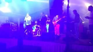 Concierto Alex Martinez y la Banda del Meke