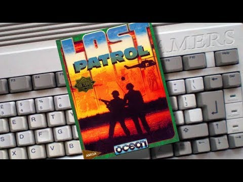 Amigamers Review #18 Lost Patrol