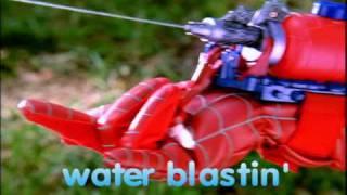 Toys: SpiderMan - Web Blaster