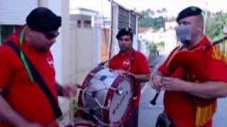 Bujos - Tokandar - Festa em Anagueis