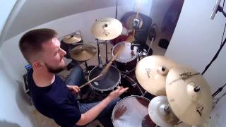 Red Hot Chili Peppers - Suck My Kiss (Drum Cover)