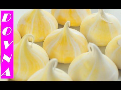 безе для украшения тортов и пирожных рецепт от Dovna