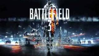 Battlefield 3 -  Final Music Video