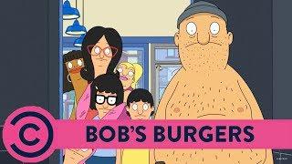 Bob's Toilet Incident - Bob's Burgers | Comedy Central UK