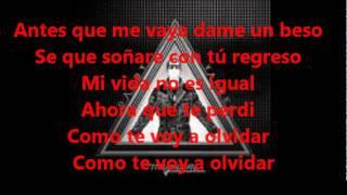 La despedida con letra - Daddy Yankee