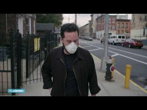 Amerikaan Marc ziet elke dag lijken van coronapatiënten in koelwagens gaan