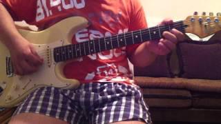 breaking benjamin- phobia intro(guitar cover)