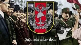 "TSK Armoni Mızıkası - Turkish Military Song ""Ankara'nın Taşına Bak"""