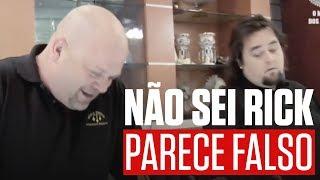 NÃO SEI RICK, PARECE FALSO | TRATO FEITO | HISTORY