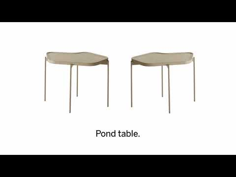 Pond table