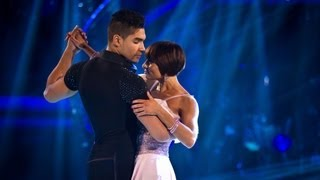 Louis Smith Salsas to '(I've Had) the Time of My Life' - Strictly Come Dancing 2012 Final - BBC One