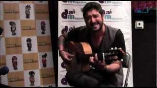 Antonio Orozco en DaiTV y Habbo.es (Estoy hecho pedacitos de tí Acústico DIRECTO)