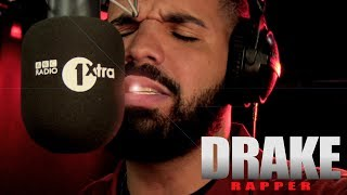 Drake - Fire in the Booth Freestyle (Pusha T & Kanye West Diss)