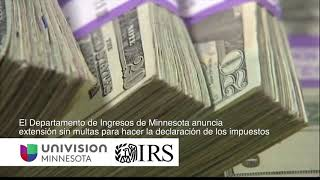 IRS Tax Extension