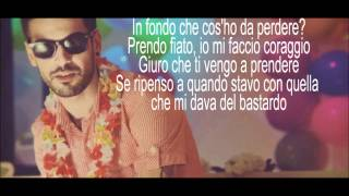 Entics - Quanto sei bella + testo (Official Lyrics Video)