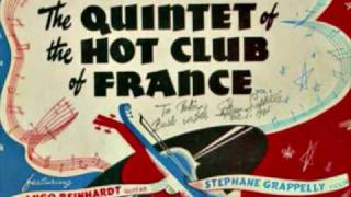 Django Reinhardt - In A Sentimental Mood - Paris, 26.04.1937