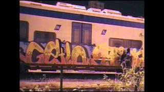 Graffiti - Geloterzo + Idron2 (LATINOS) 2008