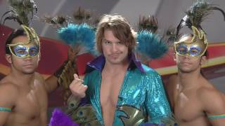 "DALTON CASTLE  vs.  ""THE VILLAIN"" MARTY SCURLL"