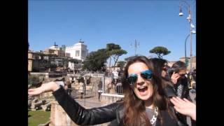 Wakacje Rzym