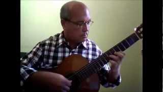 Roberto Fontes plays Johann Sebastian Bach (Prelude from Cello Suite n.1 - BWV 1007)
