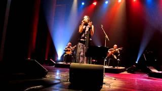 Margarida Guerreiro canta dia 8 março 2013