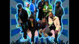 Hypnotic Brass Ensemble - War.wmv