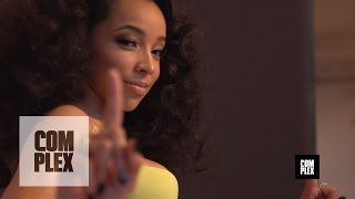 Tinashe Behind The Scenes | Complex Cover Shoot
