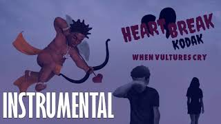 Kodak Black- When Vultures Cry- Instrumental Remade by Adbeat