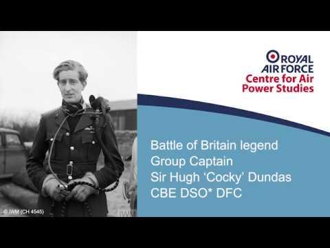 Gp Capt Sir Hugh Dundas Interview