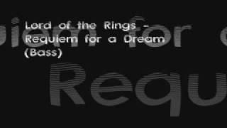 Requiem for a Dream (bass)
