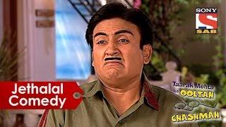 Jethalal Comedy Collection | Taarak Mehta Ka Oolta Chashma width=