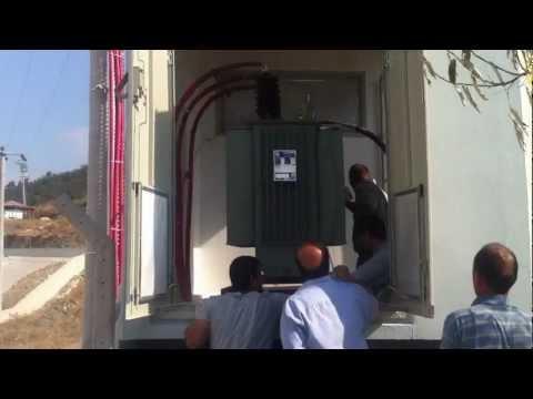 ÖZGÜR EMEK ELEKTRİK KİOS HEDİYELİK EŞYA ZÜCC. 400 kVA BİNA TİPİ TM. TESİSİ