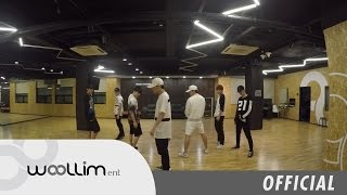 "인피니트(INFINITE) ""Bad"" Dance Practice"