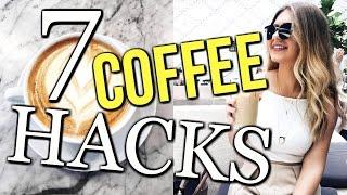 COFFEE LIFE HACKS    Coffee Hacks Every Caffeine Lover Should Know