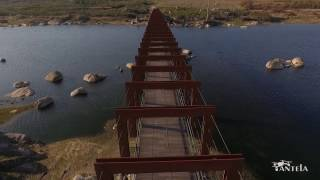 Ponte pedonal da Ribeira de Ferreirim, Sernancelhe