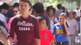 Russ Hall en Monterrey 2017 - Noticiario info7 TvAzteca