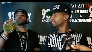 Juelz Santana Doesn't See a Tour Happening With G-Unit & The LOX