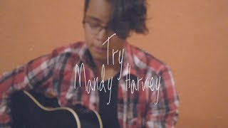 Mandy Harvey - Try (cover by Jafet Jara)