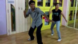 wes alane ( Wes Madiko ) Dance by Kunal - Dance flooR