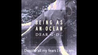 Being as an Ocean -  Dear G-d Lyrics